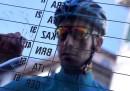 Fabio Aru non parteciperà al Giro d'Italia per via di un infortunio al ginocchio