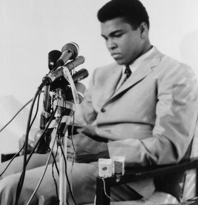 Muhammad Ali obiettore di coscienza