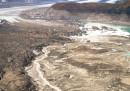 In Canada è cambiato il corso di un fiume