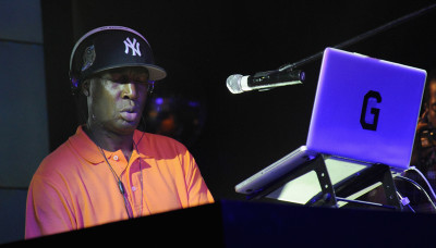 C'era Grandmaster Flash a Milano