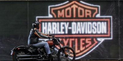 Le Harley-Davidson non si vendono più come una volta