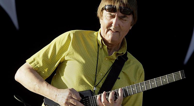 E' morto Allan Holdsworth, mitico chitarrista fusion