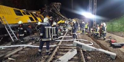 L'incidente ferroviario al Brennero
