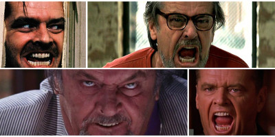 Come si arrabbia Jack Nicholson