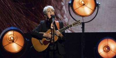 Il discorso di Joan Baez alla Rock & Roll Hall of Fame