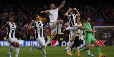 La Juventus è in semifinale di Champions League