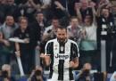 Juventus-Barcellona è finita 3-0