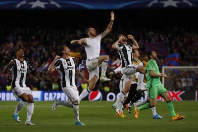Juventus Barcellona
