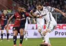 Juventus-Genoa in streaming e in tv