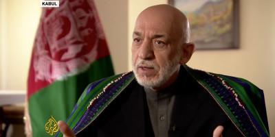 Hamid Karzai pensa che gli Stati Uniti non avrebbero dovuto usare la MOAB