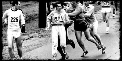 La storia della prima donna che corse la maratona di Boston