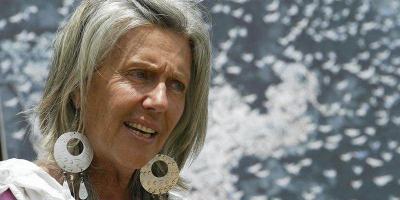 Kuki Gallmann, spari allo stomaco: grave la scrittrice ambientalista italiana