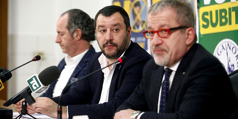 Primarie Lega il 14/5. Salvini: da noi ascolto