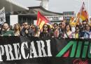 Il compromesso tra Alitalia e sindacati