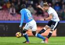 Contro il Napoli, la Lazio prova ad avvicinarsi alla Champions