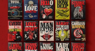 Canzoni degli anni Ottanta come se fossero libri di Stephen King