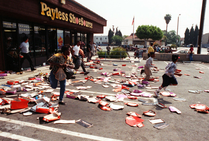 Watchf Associated Press Domestic News California United States APHS209 LA RIOTS