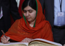Malala Yousafzai ora è cittadina onoraria canadese