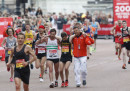 BRITAIN-ATHLETICS-MARATHON