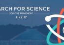 Domani c'è la Marcia per la Scienza