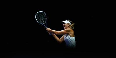 Maria Sharapova, punto e a capo