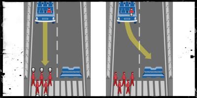 Siamo meglio di un'auto che si guida da sola?