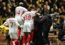 Il Monaco ha battuto 3 a 1 il Borussia Dortmund e si è qualificato per le semifinali di Champions League