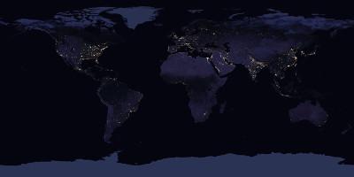 Questo è il mondo di notte