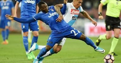 Napoli-Juventus è finita 1 a 1