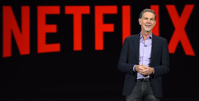 Netflix: +35% a 2,6 mld $ ricavi I trimestre, ma delude crescita utenti