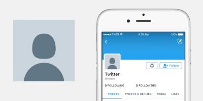 Twitter non ha più gli ovetti