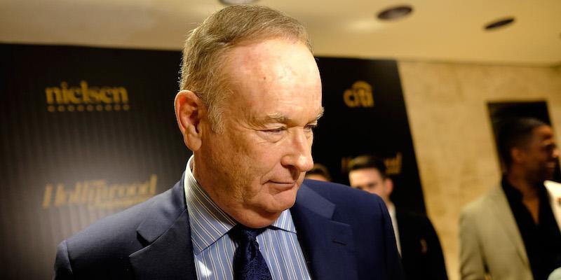 Fox News scarica Bill O'Reilly dopo lo scandalo sessuale