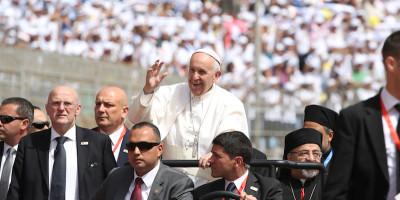 Quanto è importante che il Papa sia al Cairo