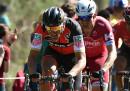 Il belga Greg Van Avermaet ha vinto la Parigi-Roubaix