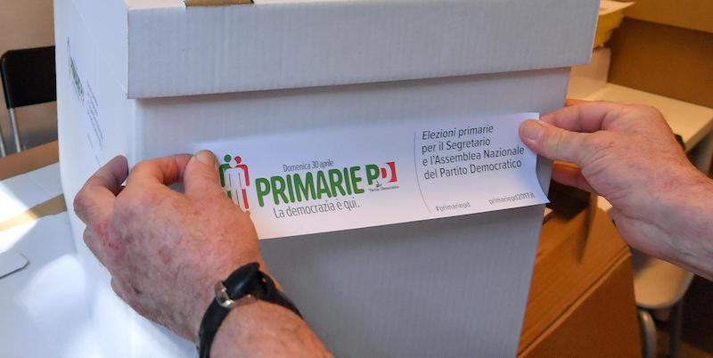 Primarie del Pd a Torino