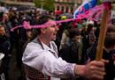 Ci sono grandi proteste anche in Slovacchia