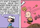 Peanuts 2017 aprile 5