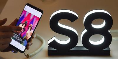 Come sono questi Samsung Galaxy S8