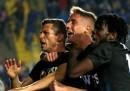 Serie A: le partite della 34esima giornata