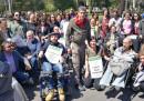 Perché i disabili in Sicilia protestano