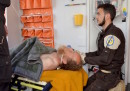 Le foto del bombardamento chimico nella provincia di Idlib, in Siria