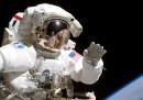 La NASA sta finendo le tute spaziali
