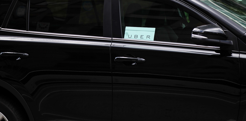Taxi Drivers Protest Possible Uber Expansion In NYC