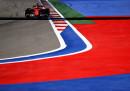 Sebastian Vettel partirà in pole position nel Gran Premio di Russia di Formula 1