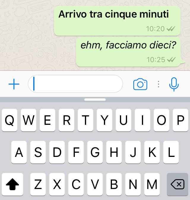 Whatsapp 10 trucchi per usarlo meglio il post - Come sapere se un sms e stato letto ...