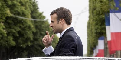 Come è fatto il nuovo governo della Francia