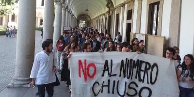Il numero chiuso alla Statale di Milano