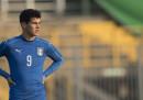 Chi è Pietro Pellegri, il 16enne del Genoa che ha segnato contro la Roma