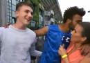 Un tennista è stato espulso dal Roland Garros per aver molestato una giornalista