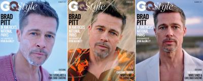 Il ritorno di Brad Pitt